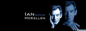 ian mckellen port black and blue facebook cover for timeline