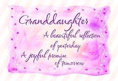 Granddaughter Sayings | Granddaughter Quotes Follow... More