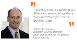 Apply for a NARSAD Grant from the Brain & Behavior Research Foundation
