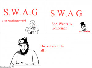 Swag Meaning