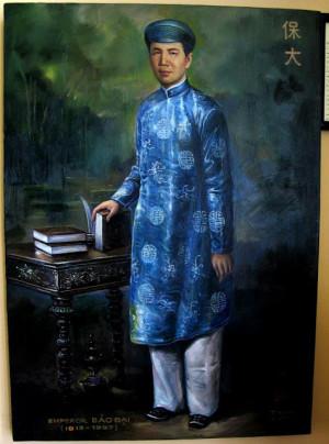 Bao Dai Emperor