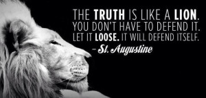 WORDS FROM ST. AUGUSTINE