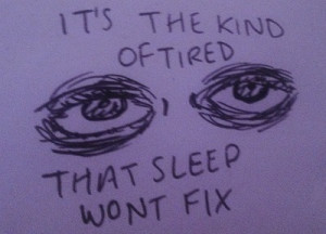 drawing quote life depressed sad lonely eyes dope hippie hipster ...