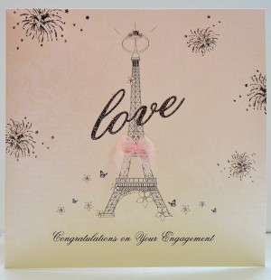 Love: Congratulations On Your Engagement