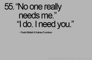 Peeta mellark quotes catching fire
