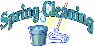 Spring Cleaning-Make it Family Fun