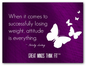 Positive Attitude Sparks Extraordinary Weight Loss Results