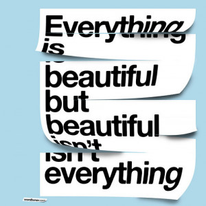 beautiful, everything, life, lovely, quote, quotes, saying pics ...