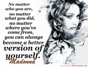 Famous madonna quotes love