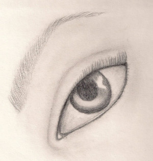 Eye love this drawing by Glowpr