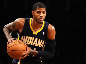 Indiana Pacers forward Paul George took to Twitter on Thursday to ...