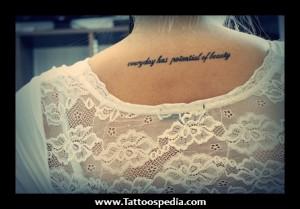 Cute Small Tattoo Ideas for Girls