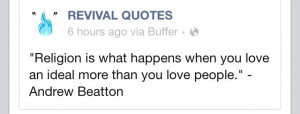 Revival quotes