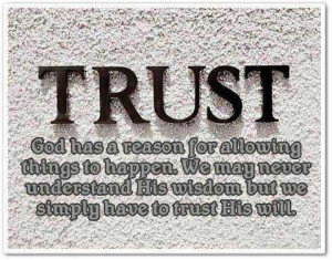 Trust Image Quotes And Sayings