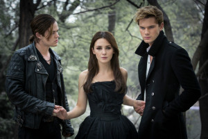 ... Addison Timlin & Jeremy Irvine Highlighted In First 'Fallen' Image