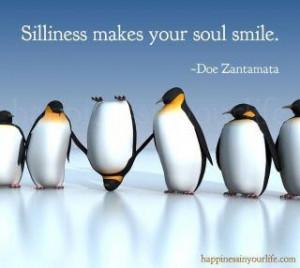 Smile often.