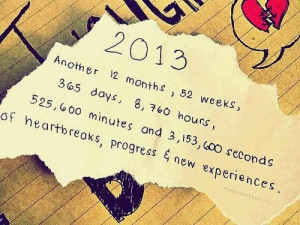 quotes about 2013