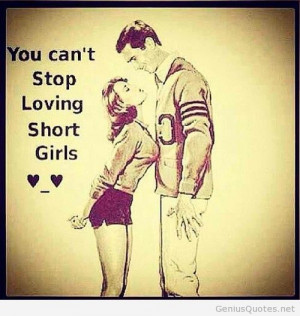 you can not quit adoring short young ladies it is a decent picture and ...