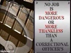 CORRECTIONAL OFFICER More