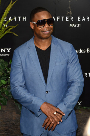Doug E Fresh Doug E Fresh attends the quot After Earth quot premiere ...