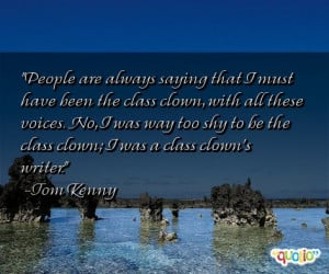 Clowns Quotes