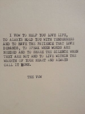 ... Quotes, Famous Quotes, Life, The Vows, The Helpful Movie Quotes