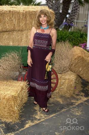 Actress Barbi Benton Arrives The...