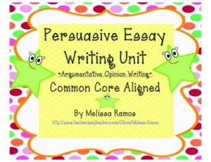 Persuasive essay quotes