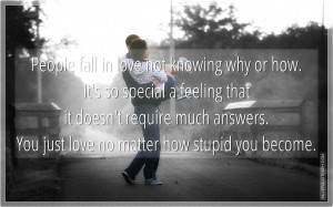 Quotes About Falling Love Fast