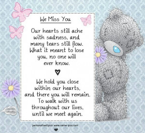 Missing You in Heaven Quotes Mom Missing You in Heaven Quotes