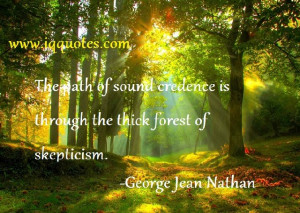 Forest Quotes and Sayings