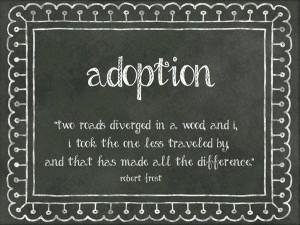 Adoption Quotes for Adoptive Parents