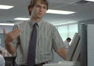 "... sucks.' - Michael Bolton, Office Space. Dear ""Other Tim Crockett"