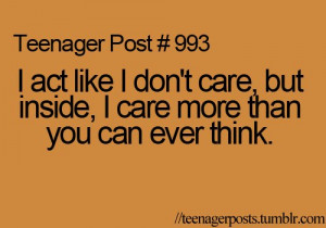 care, quote, teen, teenager, teenager post, teenager posts, text