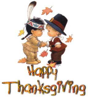 wish everyone a wonderful Thanksgiving full of love, joy, peace and ...