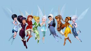 """Disneys neuer Kinofilm """"Das Geheimnis der Feenflügel"""" kommt in 3D ..."""