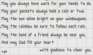 Crafts Cross Stitch Quotes...