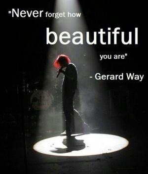 He's so inspiring