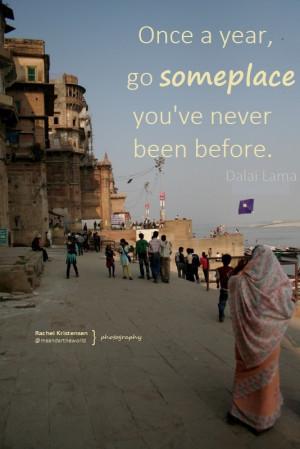 Travel Quotes - Rachel Kristensen - Meander the World