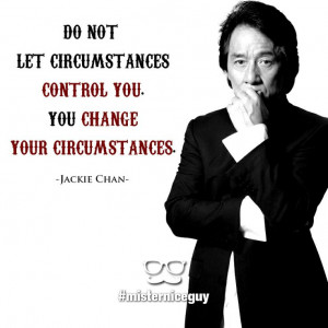 Quote from Jackie Chan Kung Fu Master