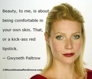 Gwyneth Paltrow #quote