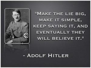 Adolf Hitler..