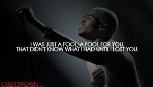 chris brown quotes 1