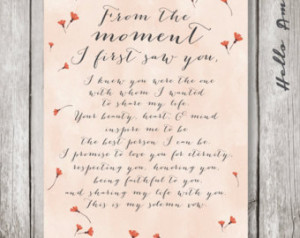 Photo Gallery of the Modern Wedding Vows