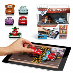 Home » 2-Pack - Disney Pixar Cars 2 AppMATes for the i Pad Cars 2 ...