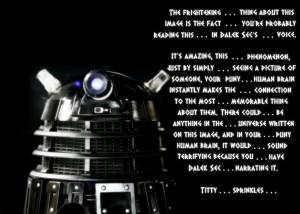 Dalek Sprinkles by truemouse