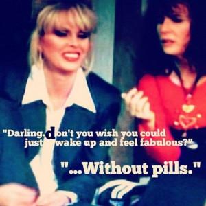 Patsy And Edina Quotes   Patsy:
