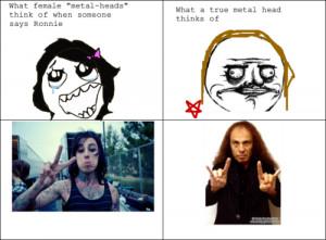 Metalhead Quotes Every teenage metal head