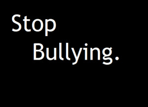 stop bullying #bullying #erase the hate #quotes #black and white