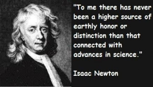 Isaac newton famous quotes 4